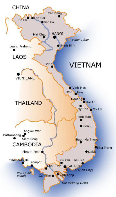 wine southern vietnam napa map country