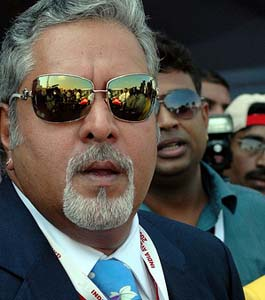 Mallya preferred England as IPL host