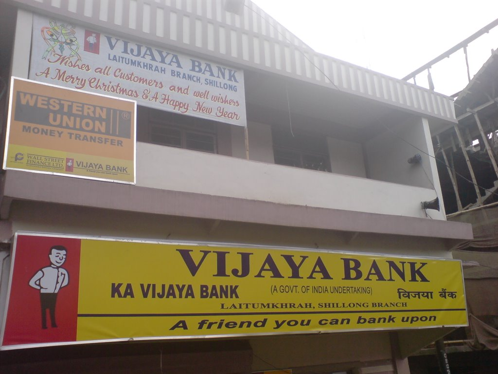 Vijaya Bank has made a profit of Rs.186 Crores in the 2nd quarter of Fiscal Year