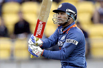 Sehwag rockets into top 10 as Tendulkar returns to top 20
