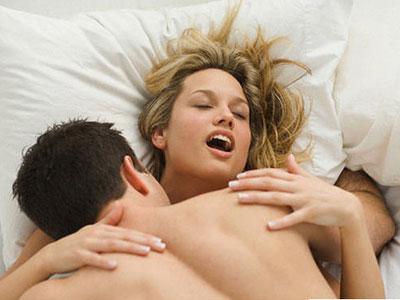 Women in control of orgasm