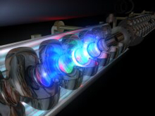 Nations sign accord for 1 bn euro laser