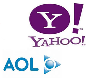 Yahoo Looking For Possible Merger with AOL
