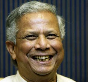 Nobel laureate Yunus urges Bangladesh unity in face of recession
