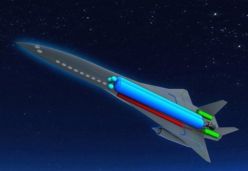 EADS unveils new hypersonic jet project at Paris air show