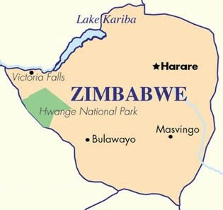 Water trickles back into Zimbabwe's capital after total shut
