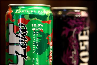 'Situational specificity of tolerance' not caffeine behind Four Loko's intoxicating effect