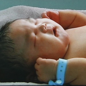A 7 kg baby is born in China!