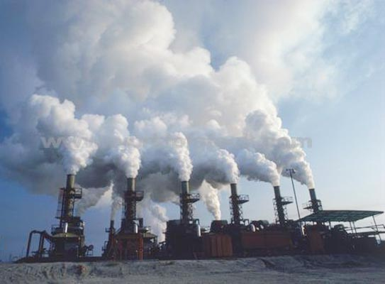 Air pollution impairs functioning of blood vessels in lungs
