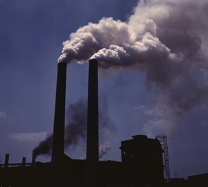 Air pollution associated with irregular heartbeat and lung blood clots