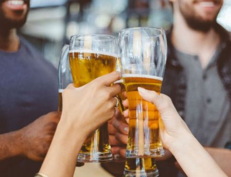 Boozing may lead to some particular types of stroke