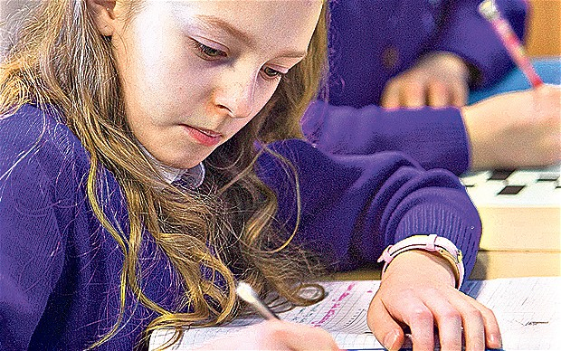 Brit kids aged 11 have maths ability of 7-yr-olds