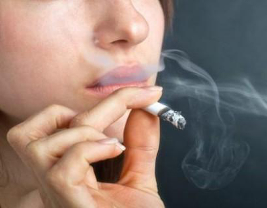 Cigarettes block self-healing processes in lungs: Study
