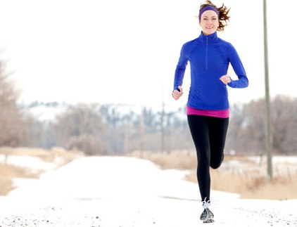 how to stay motivated to exercise in cold weather