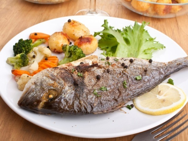 Fish with higher levels of mercury may may put you at risk!