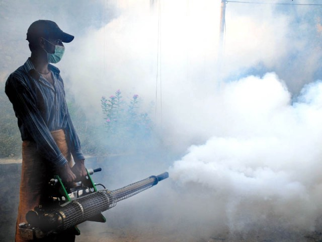 As dengue rages on, Bihar scrambles for fogging machines