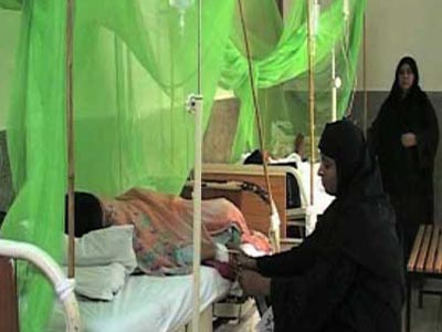 Over 5,000 dengue cases in Lahore