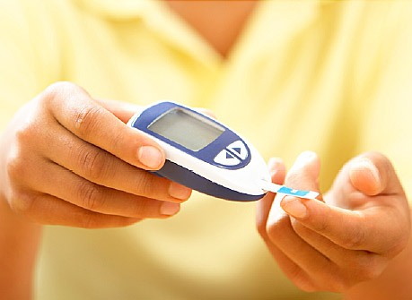 Diabetes can affect your skin too!