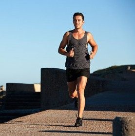 Endurance sports keep both muscles and nerves fit