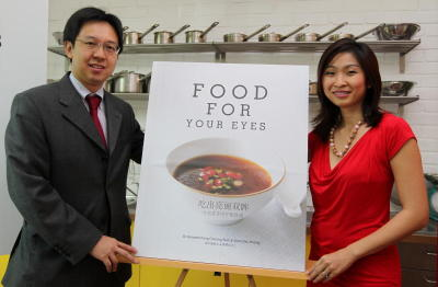 Malay couple comes up with recipe book that can help prevent blindness