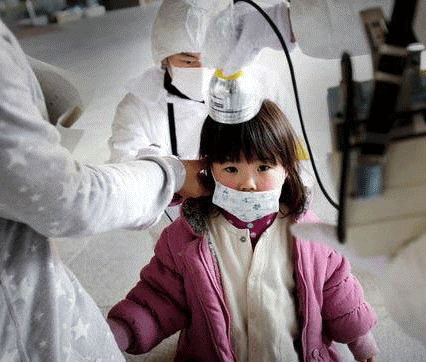 Cancer risk escalates among Fukushima kids