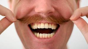 Grow a moustache to fight off skin cancer