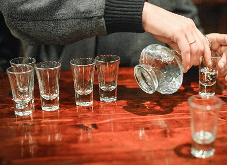 'Hangover-free alcohol' could take place of usual liquor by 2050