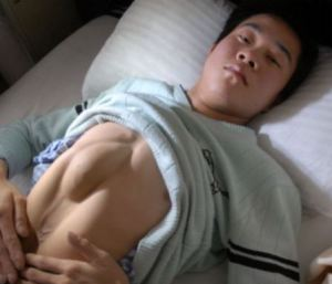 Meet the Chinese man born with heart in abdomen