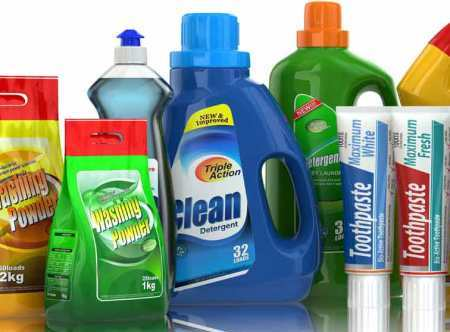 Enzymes used in household products are 'potent allergens': Study