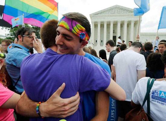 Legalising same-sex marriage may reduce suicide in teens
