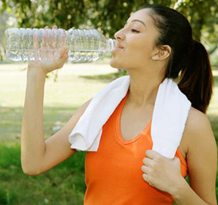 Less water intake in winter may cause cystitis in women