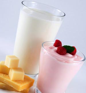 Low-fat dairy foods can lower stroke risk