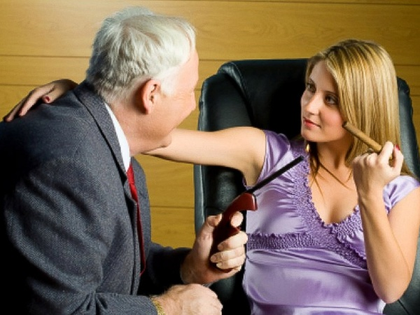 Not all old men prefer younger sexual partners, study finds
