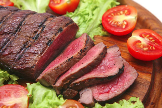 Men eating red meat 6 times a week ups chances of bowel disease