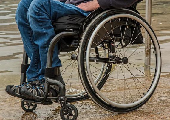 Role-playing disability promotes distress, discomfort: Study