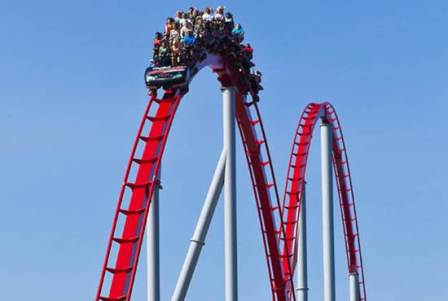 Want to get rid off kidney stones without medical procedures? Try roller coaster rides