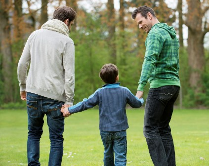 Kids of same-sex parents `better off ` than heterosexual counterparts