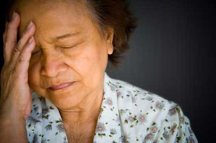 Why elderly dementia patients experience ''Sundowning'