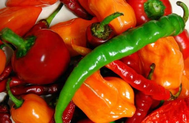 Like spicy food? If so, you might live longer