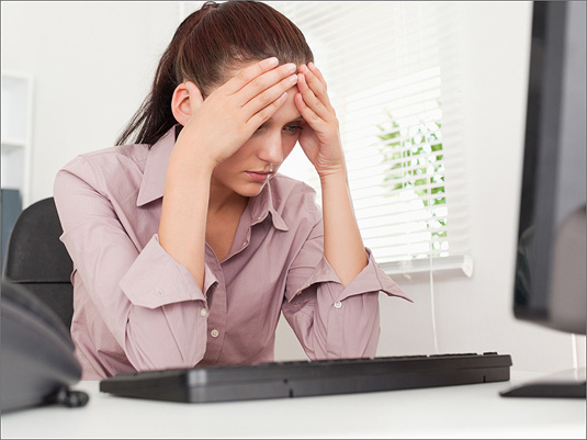 People with long-term stress may be more prone to obesity