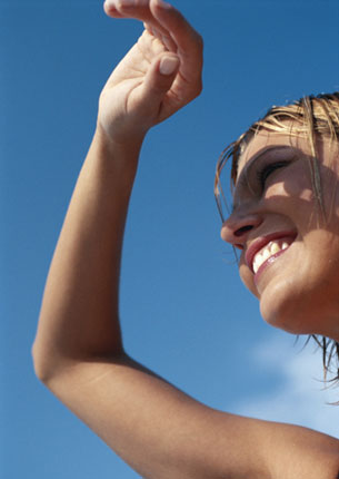 Sunburn `may clean up cells with genetic damage before becoming cancer`