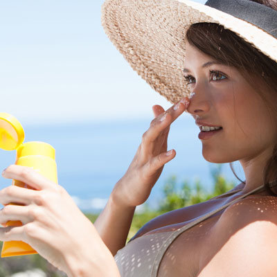Choose sunscreen according to your skin tone