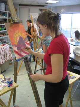 Teens involved in arts likelier to be depressed