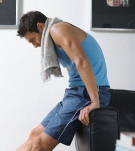 Too much exercise can be dangerous for patients with heart problems