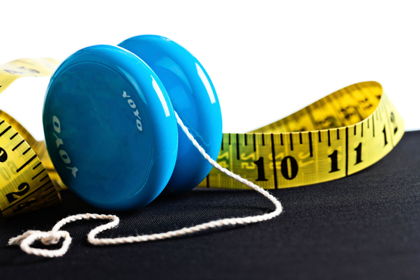 Yo-Yo dieting might not be such a bad thing after all!