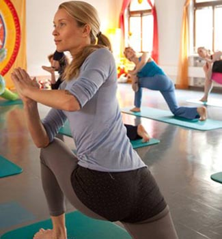 Yoga gets a new home in Finland