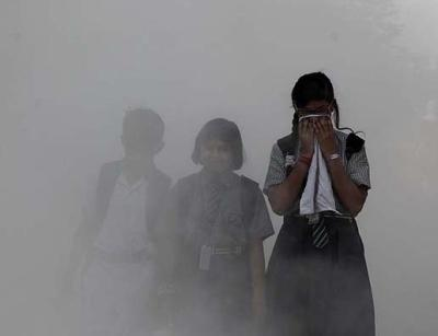 'Time Bomb' is set to explode, claiming a life every 23 seconds in India due to air pollution