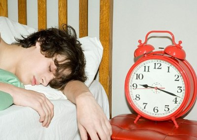 Teenage sleep loss puts boys at diabetes risk