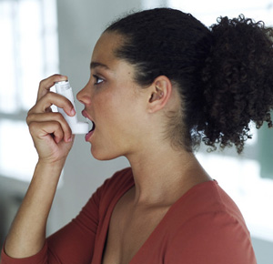 Asthma linked to bacterial communities in the airway