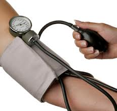 Cold weather affects blood pressure
